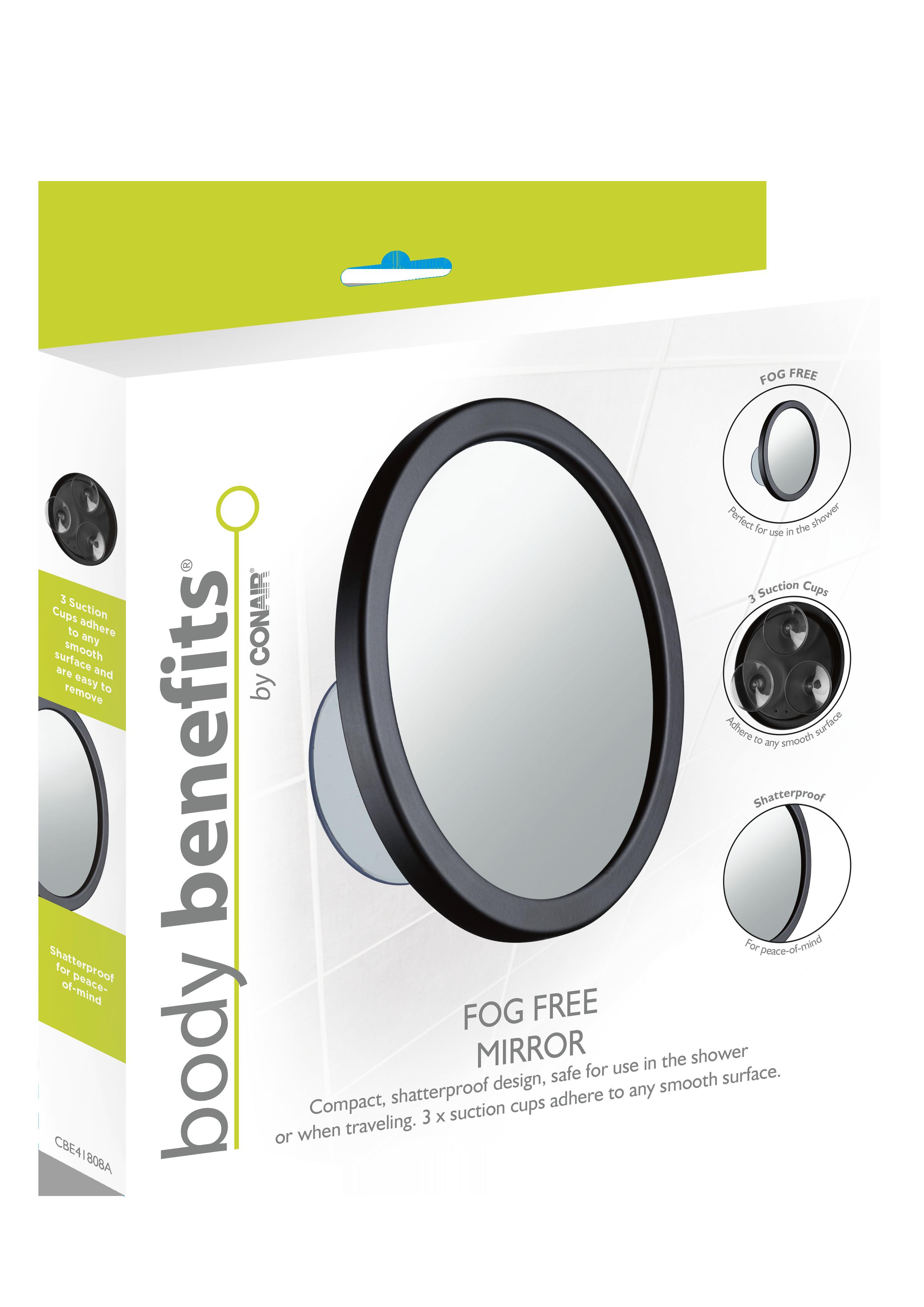 Fog Free Mirror